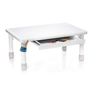 【愛兒館】學童成長桌組含一桌一抽屜一筆筒三色任選(部落客狂推愛兒館我的第一張桌子)/