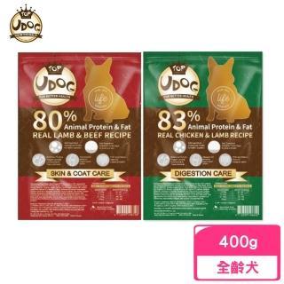 【UDOG】全齡犬飼料 400g(加購價)