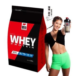 【RED COW 紅牛】聰勁即溶乳清蛋白-曼特寧風味(3公斤)