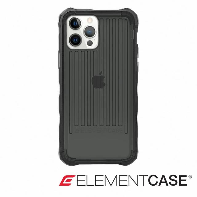 【Element Case】Special Ops iPhone 12 / 12 Pro(特種行動軍規防摔殼 - 透黑)