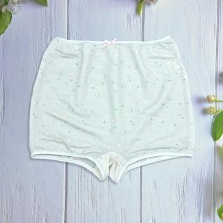 【annypepe】兒童內褲 95%天絲女童四角褲-小肥貓