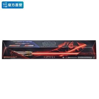 【STAR WARS 星際大戰】黑標系列(FORCEFX光劍 達斯‧西帝 E9498)