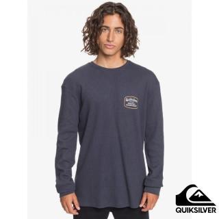 【Quiksilver】男款 男裝 上衣 長袖T恤 REAR VIEW LS(海軍藍)