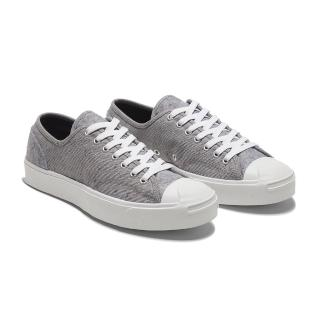 【CONVERSE】JACK PURCELL OX 休閒鞋 男女 灰(169613C)