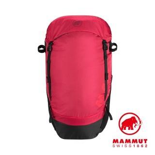 【Mammut 長毛象】Ducan 24L 輕量健行後背包 女款 火龍果/黑 #2530-00310