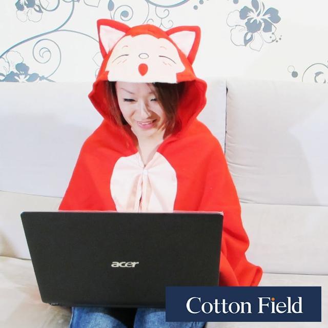 【棉花田】Q版造型多功能創意保暖毯-多款可選