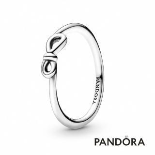 【Pandora官方直營】無限紐結戒指/
