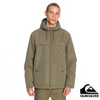 【Quiksilver】男款 男裝 外套 WAITING PERIOD(綠色)