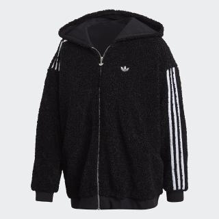 【adidas官方旗艦館】連帽外套 女(FU3825)
