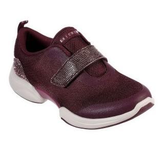 【SKECHERS】甜美瑪莉珍閃亮水鑽鞋(23395BKSL/23395BURG/23395CHAR/23384BKRG/23384BURG)