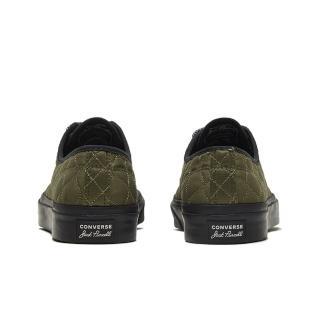 【CONVERSE】JACK PURCELL OX 開口笑 舒適 休閒鞋 情侶鞋 男女 軍綠(169598C)