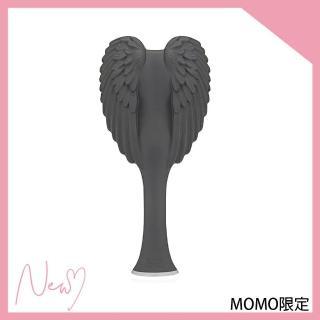 【總代理-Tangle Angel】霧面柔感天使梳-磨砂黑(王妃梳 天使梳 美髮梳 梳子)