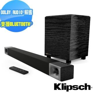 【Klipsch】2.1聲道 無線超低音聲霸 家庭劇院組 Cinema 400