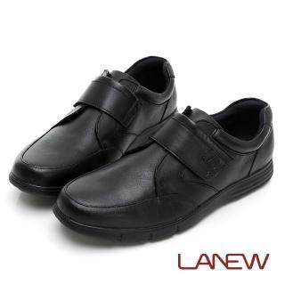 【LA NEW】outlet 飛彈輕量紳士鞋(男31260161)
