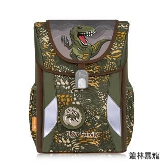 【Tiger Family】學院風超輕量護脊書包-多款(130-150CM適用)