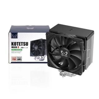 【加購含安裝】Scythe 鎌刀 虎徹II CPU散熱器