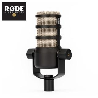 【RODE】PODMIC 廣播級動圈式麥克風(台灣公司貨 商品保固有保障)