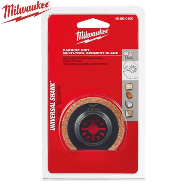 【Milwaukee 美沃奇】75mm圓形多用途合金砂鋸片(48-90-0100)