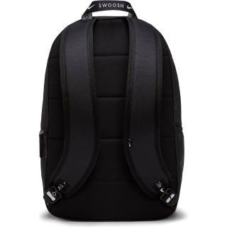 【NIKE 耐吉】後背包 雙肩包 旅行包 書包 運動 休閒 NK HERITAGE BKPK - SWOOSH 黑 DC7344-010