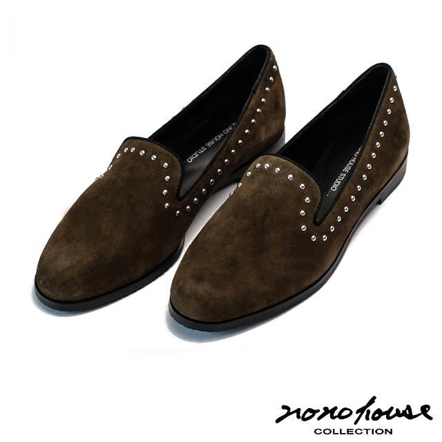 【nono house】品牌限定真皮休閒鞋/樂福鞋(多款任選)