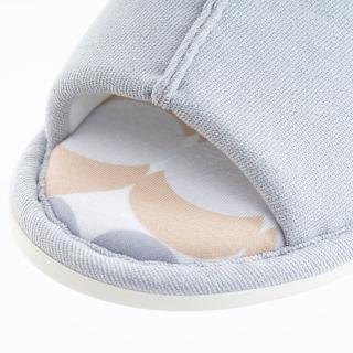 【生活工場】【618品牌週】北歐意境拖鞋-優雅灰M