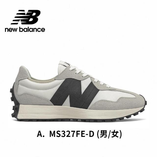 【NEW BALANCE】NB 327 復古運動鞋_男鞋/女鞋_MS327FE/MS327SB-D(2款任選)