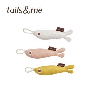 【tails&me 尾巴與我】海洋動物 寵物玩具-小魚補充包(3入組)〈加購價〉