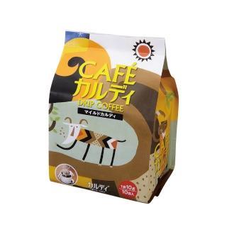 【咖樂迪咖啡農場】濾掛式咖啡 柔和咖樂迪(10gx10袋)