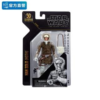 【STAR WARS 星際大戰】黑標系列(6吋人物組 精選系列 韓索羅 F0961)