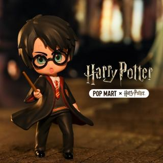 【POPMART 泡泡瑪特】哈利波特魔法世界系列公仔盒玩(12入盒裝)