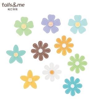 【tails&me 尾巴與我】自然概念革-配件(加購價)(水龍花/雛菊/繁星花)