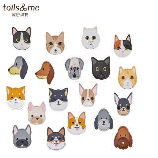 【tails&me 尾巴與我】自然概念革-配件(加購價)(貓咪/狗狗)