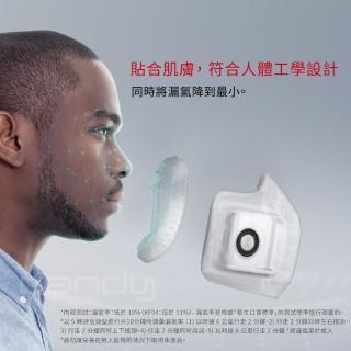 【LG 樂金】LG PuriCare 口罩型空氣清淨機 AP300AWFA(白色)