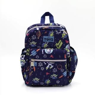 【Disney 迪士尼】玩具總動員/怪獸電力公司經典休閒童包(休閒童包、迪士尼童包、迪士尼書包、迪士尼後背包)