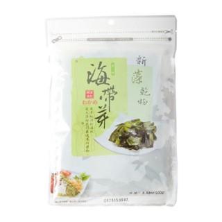 【里仁】原味海帶芽100g