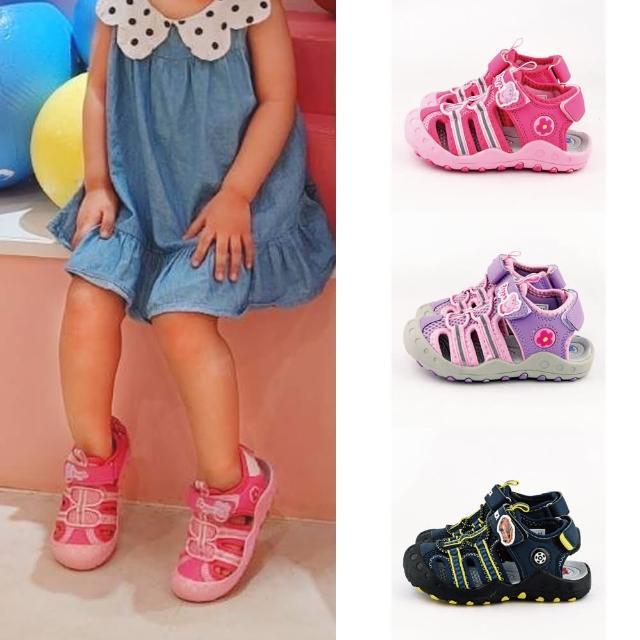 【童鞋城堡】兒童運動涼鞋