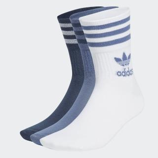 【adidas官方旗艦館】中筒襪