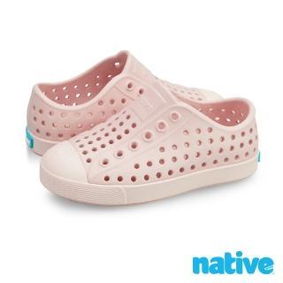 【native】小童鞋 JEFFERSON 小奶油頭鞋(千禧粉)