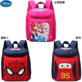 【TDL】蜘蛛人閃電麥坤兒童後背包包雙肩背包適2-6歲 48-60073