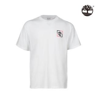 【Timberland】男款涼感短袖圓領T恤(多款任選)