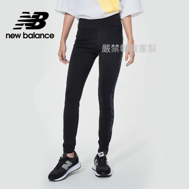 【NEW BALANCE】NB 彈性緊身長褲_女款_黑色_WP11591BK/WP11513BK(美版 版型偏大 2款任選)