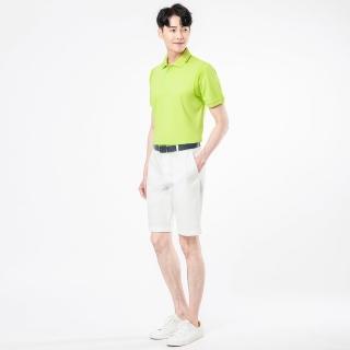 【JYI PIN 極品名店】品味運動休閒吸排POLO衫_黃綠(PS703-43)