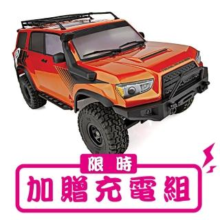 【Element RC】Enduro Trailrunner烈焰紅 1/10 四驅攀岩車 40106(攀岩車)