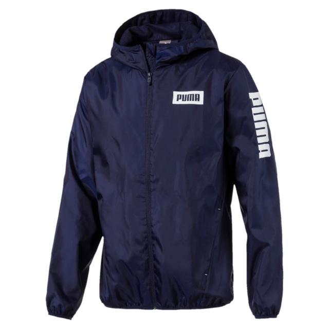 【PUMA官方旗艦】基本系列Rebel風衣外套