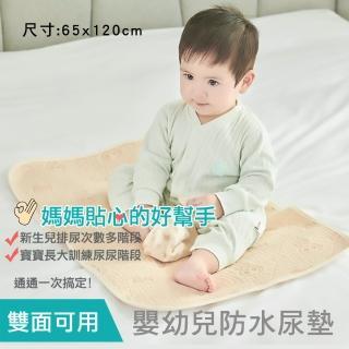 【i-smart】原生初紋櫸木嬰兒床+杜邦立體防蹣透氣墊+尿墊(超值三件組)