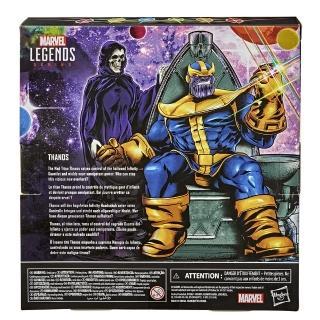 【Marvel 漫威】傳奇系列(6吋人物組  豪華人物 THANOS漫畫版 F0220)