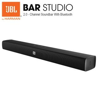 【JBL】BAR STUDIO 藍芽4.2杜比音效聲霸喇叭(HDMI ARC)