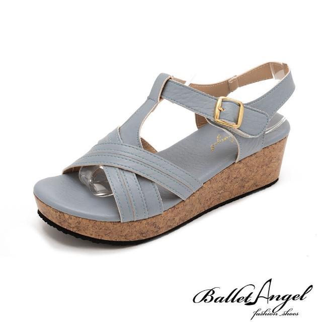【BalletAngel】涼鞋 MIT手工楔型涼拖鞋(多款任選)