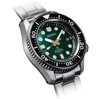 【SEIKO 精工】大MM 陶瓷圈 PROSPEX 140週年限量300米潛水機械錶(SLA047J1/8L35-01E0G)