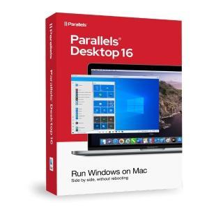 【加購現省1700】Parallels Desktop 16 for Mac(Retail Box AP)